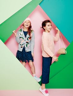 Girls' Clothing, Fashion & Apparel : Looks We Love | J.Crew