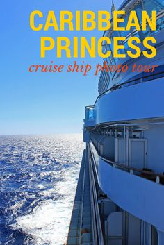 A photo & video tour of the Caribbean Princess cruise ship. Never been cruising before? Catch some glimpses of life on board, including my favorite - beautiful views of the sparkling ocean.  http://justinpluslauren.com/caribbean-princess-cruise-ship-tour/