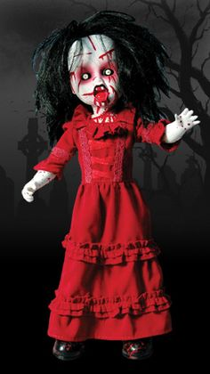 Bloody Mary, Series 17, living dead dolls