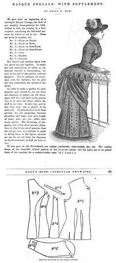 Peterson's Magazine 1884