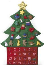 Print out this Santa Advent Calendar for you and your kids. Fun and easy countdown to Christmas.