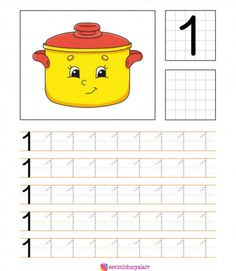 Tracing Worksheets, Preschool Worksheets, Preschool Activities, Easter Crafts For Kids, Toddler Crafts, Preschool Writing, Math Numbers, Kids And Parenting, Instagram