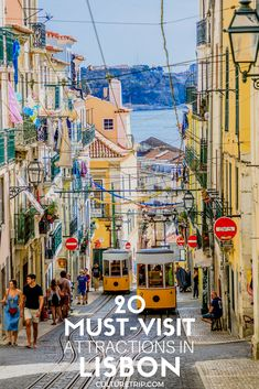 20 Must-Visit Attractions in Lisbon|Pinterest: theculturetrip