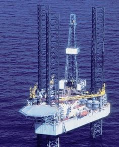 Offshore, Platforms, and the Hurricanes Floating Platform, Drilling Rig, North Sea, Gulf Of Mexico, Beautiful Places To Visit, Rigs, Integrity, Platforms, Engineering
