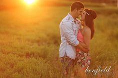 engaement portraits | Joplin Engagement Portraits of Cody and Jaci