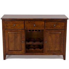Mealeyu0027s Furniture. Solid Mango Wood. 54w X 18d X 36h $500 Http:/