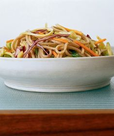 asian noodle salad real simple