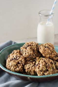 8 Healthy Breakfast Cookies That Won't Make You Feel Guilty | http://www.hercampus.com/health/food/8-healthy-breakfast-cookies-won-t-make-you-feel-guilty
