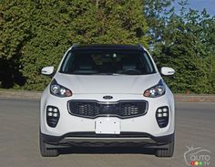 The new 2017 Kia Sportage SX is truly something special, easily rivaling compact SUVs from luxury brands that cost tens of thousands more. Kia Motors, Compact Suv, Kia Sportage, Charleston, Luxury Branding, Car, Twitter, Automobile, Cars