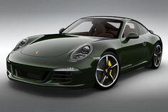 Porsche 60th Anniversary 911 Club Coupe (3)
