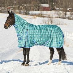 Horze Avalanche Combo Winter Heavy Weight Turn Out Rug This Would Be Perfect For My Boy