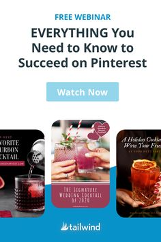 Tailwind's new Pinterest webinar is really EVERYTHING you need to know. From keyword research to Pin design and everything in between. This is one hour that will change your Pinterest life. Sign up and watch now for free! Content Marketing, Social Media Marketing, Relationship Goals Pictures, Social Media Trends, Business Networking, Business Website, Pinterest Marketing, New Work, Need To Know