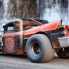 Rat Rods! Not a truck but not a car