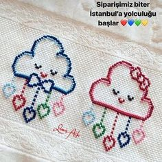 1 million+ Stunning Free Images to Use Anywhere Baby Knitting Patterns, Hand Embroidery Patterns, Embroidery Art, Crochet Patterns, Mini Cross Stitch, Cross Stitch Flowers, Cross Stitch Designs, Cross Stitch Patterns, Baby Sheets