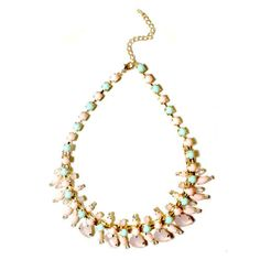 accentsf - Pink Necklace, $38.00 (http://www.accentsf.com/pink-necklace/)