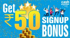 Get Rs50 Real money as a sign up bonus Get Real, Online Shopping Sites, Sign, Money, Silver, Signs, Board