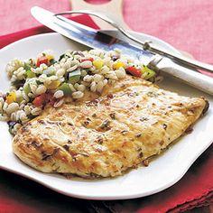 Chicken Dinner Recipes in 15 Minutes