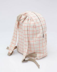 Backpack In Grid - Dusen Dusen