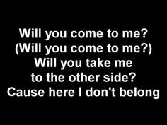 ▶ Bullet For My Valentine - A Place Where You Belong Lyrics - YouTube