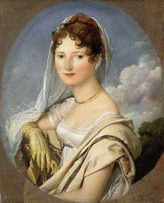 Jean-Auguste-Dominique Ingres, Portrait de la Comtesse de Larue, 1812