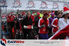 RaceWire Images | Worcester Jingle Bell Run | Sunday, December 01, 2013
