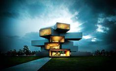 Modern House By Sérgio Merêces