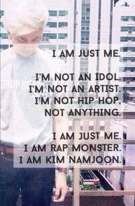 #RapMonster #BTS #Kpop #Idol