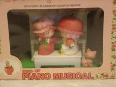 Strawberry Shortcake Musical Piano