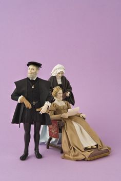 Carabosse Dolls