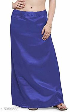 Ethnic Bottomwear - Petticoats Stylish Women Petticoats Fabric: Satin Multipack: 1 Sizes:  Free Size (Waist Size: 28 in Length Size: 38 in Hip Size: 28 in) Country of Origin: India Sizes Available: Free Size *Proof of Safe Delivery! Click to know on Safety Standards of Delivery Partners- https://ltl.sh/y_nZrAV3  Catalog Rating: ★4 (890)  Catalog Name: Stylish Women Petticoats CatalogID_796791 C74-SC1019 Code: 762-5356833-