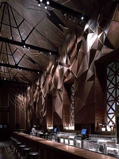 Bar Design | Interior Design | Night Club Design | Majestic Bar Design The Tote India Serie Architects Modern Interior