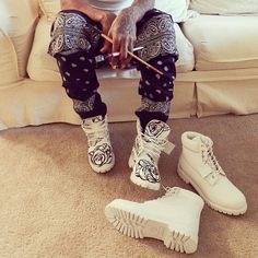timberlands: Where to get this style? - Wheretoget