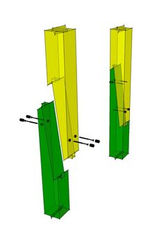 Post or Rafter Scarf Joint:   Every so often timber framers find themselves needing to lengthen a timber for a post of a rafter, and for this they need a special type of scarf joint  http://timberframehq.com/post-or-rafter-scarf-joint/