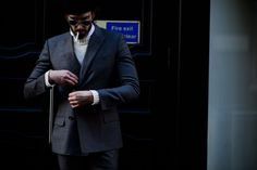 London Men's Fashion Week Fall 2016, Day 3 - -Wmag