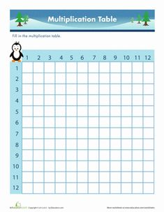 Nutrition Worksheets For Middle School Word Free Th Grade Math Worksheets Multiplication  Digits By  Digit  Free Printable Maths Worksheets Ks3 Word with Esl Clothing Worksheet Empty Multiplication Table Multiplication Worksheetsmultiplication  Input Output Boxes Worksheets Pdf