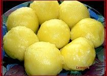 Bramborové knedlíky-po bavorsku Donuts, Czech Recipes, Honeydew, Dumplings, Truffles, Ale, Side Dishes, Good Food, Food And Drink