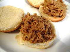Crock Pot Pulled Pork! 5 Ingredients and Easy To Make! » Frugal and Fun Mom/ Mom Blog, Reviews, Giveaways, Family Fun
