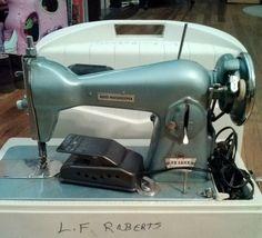 housekeeper sewing machine for sale