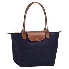 508712ced734 Longchamp Le Pliage Medium Shoulder Tote. Tote HandbagsTote BagsTote ...