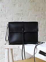Veľké tašky - Kabelka PORTFOLIO BLACK - 6708490_