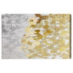 Oliver Gal Gold & Platinum Painting Print on Canvas