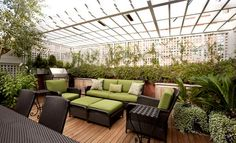 16 best Rooftop Design Ideas images on Pinterest | Roof gardens ...