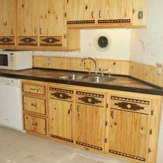 South Western Country Kitchen Make Over
