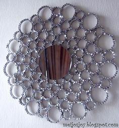 Plastic Full Length Mirror