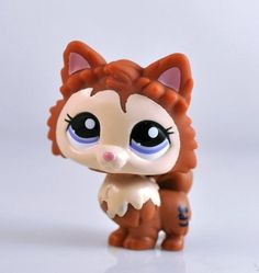 Littlest Pet Shop WOLF Collection Child Girl Figure Cute Toy Loose LPS745