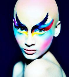 ART MAKEUP - Fashion by CHETAN KARKHANIS at touchtalent