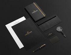 """Check out new work on my @Behance portfolio: """"Landmark Hotels Branding"""" http://be.net/gallery/35953659/Landmark-Hotels-Branding"""