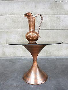 Mid century design dining table vintage