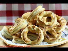 How to make Cream Puffs - Rossella Rago - Cooking with Nonna - YouTube