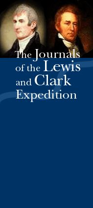 Journals of the Lewis and Clark Expedition Online - fun to read these journals daily...what L were doing on the same dates 200+ years ago!  My bucket list includes retracing their travels in the Pacific Northwest some day...